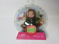 Barbie Kelly 2007 Happy Holidays Miranda Gingerbread Man Costume Outfit NEW!!