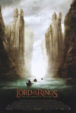 Lord of the Rings (River) Movie Poster Fellowship 2Side