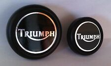 TRIUMPH SPEED TRIPLE SPRINT DAYTONA 1050 955 T595 AXLE WHEEL SPINDLE PLUGS BUNGS
