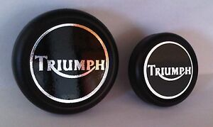TRIUMPH SPEED TRIPLE 1050 T509 T595 955i WHEEL SPINDLE PLUGS BUNGS all models