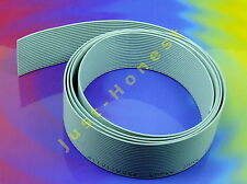 metre  #A1512 1.27mm Flachbandkabel Ribbon cable 16 Drähte Wires 3Meter