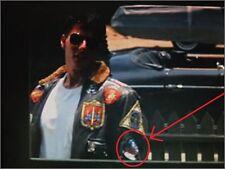 FANCY DRESS HALLOWEEN COSTUME PARTY PROP: Top Gun MAVERICK Flight Jacket Patch N