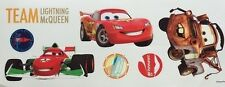 Disney CARS  Wall Stickers Lightning McQueen Mater Francesco Room Decor Stickers