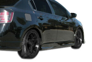 07-12 Fits Nissan Sentra D-Sport Duraflex Side Skirts Body Kit!!! 106049