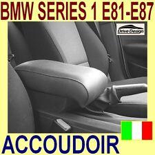 BMW SERIES 1 E81-E87 - accoudoir et stockage pour - armrest - apoyabrazos -Italy