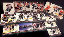 2009-10 UD MVP Winter Classic 20 Card SET Bruins Flyers CLAUDE GIROUX Loaded!!!!