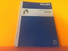 Phillips 9499-440-14302 Portable Dual Trace Oscilloscope Pm3260E