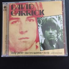 David Garrick - The Pye Anthology 2 CD Album NEU ( das volle Programm ! )