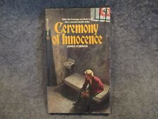Ceremony Of Innocence By James D. Forman 1977 Vintage Paperback Book Dell Books
