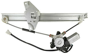 ACDelco Power Window Motor and Regulator Assembly Rear Left 92-96 Toyota Camry
