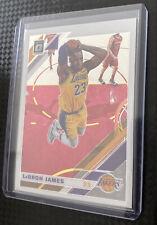 2019-20 NBA DONRUSS OPTIC BASE CARD LEBRON JAMES #60