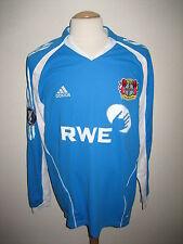 Bayer Leverkusen MATCH WORN football shirt soccer jersey fussball trikot size XL
