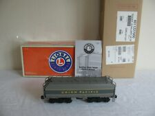 Lionel Trains Union Pacific Auxiliary Water Tender w/ Legacy #6-11227 EX