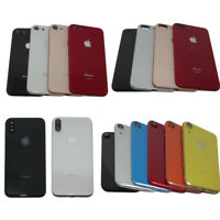 Housing Back Glass Chassis Frame Battery Door Cover For iPhone 8 8+ Plus X XR6.1