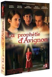 La Prophétie d'Avignon - 3 DVD ~ Louise Monot - NEUF - version française