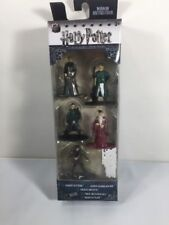 NANO METALFIGS HARRY POTTER 5 Pack Figure Set by Jada Toys | 84412 | Pack A  NEW