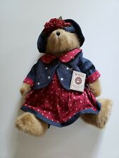 Boyd's Bears Pricilla T Spangler Vguc