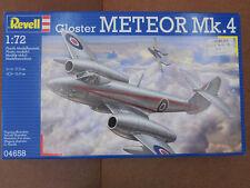 Revell 04658 Gloster Meteor mk.4 modelo kit 1:72