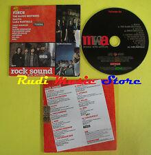 CD ROCK SOUND VOL 60 compilation PROMO 2003 FINCH BLOOD BROTHERS SALIVA (C8)