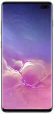 Samsung Galaxy S10+ SM-G975U - 128GB - Prism Black (Unlocked) (Single SIM)