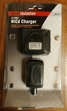 DRILL MASTER 18 v VOLT CORDLESS TOOL BATTERY CHARGER NEW IN ORIGINAL PACKAGE