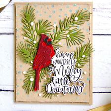 Metal Cutting Dies Bird DIY Crafts Cards Scrapbook Paper Knife Mould Stencils