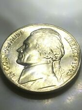 1943-P  Jefferson Nickel 35% Silver War Nickel