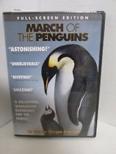 March of the Penguins (Full Screen Edition DVD) EUC