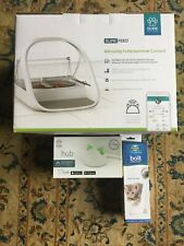 New listing SureFlap Mpf001 Microchip Pet Feeder - White Plus Laser Toy For Cats
