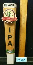 Otter Creek Black Ipa Nice Painted Wood Beer Tap Bar Pub Handle Lot 958