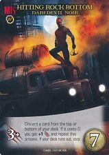 DAREDEVIL NOIR Upper Deck Marvel Legendary NOIR SP HITTING ROCK BOTTOM