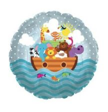 "Noah's Ark 18"" Balloon Baby Shower Decorations"