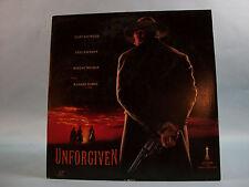 Laserdisc Warner Brothers UNFORGIVEN