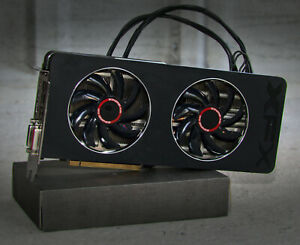 XFX AMD Radeon R9 280X DD Black OC Edition 3GB graphics card for Apple Mac Pro