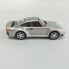 1:43 Porsche 959 Diecast Car Model Collection Gift