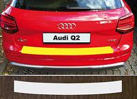 Ladekantenschutz Lackschutzfolie transparent  Audi Q2, ab 2016