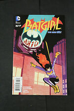 BATGIRL #36 CLIFF CHIANG Retailer Incentive Variant Edition Cover New 52 2015