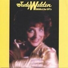 CD Judy Welden Woman Of 90's Country Pop 10 Songs, 5 WENT TO #1 On Indy Charts