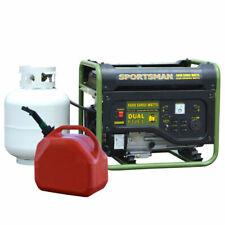 Sportsman GEN4000DF 4000W 7 HP Dual Fuel Generator