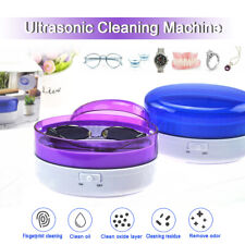 Ultrasonic Multi Purpose Jewellery Watch Cleaner Digital Sonic Wave Cleaning