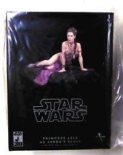 Princess Leia as Jabba's Slave Statue Gentle Giant Star Wars Rotj 2007