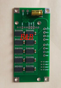 NOS DAC/I2S NOS Decoder Shifter Board and I2S Data Conversion Right-Aligned