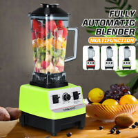 2L Commercial Blender Smoothie Juicer Coffee Bean Food Processor Mixer Ice Crush