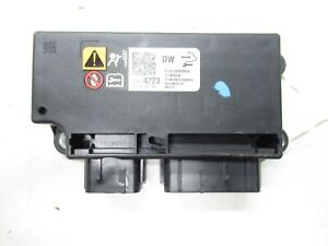 2018-2020 CHEVROLET TRAVERSE LT SRS SAFETY AIRBAG COMPUTER CONTROL MODULE OEM