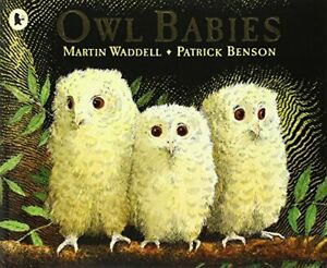 Owl Babies by Waddell, Martin Paperback Book The Cheap Fast Free Post