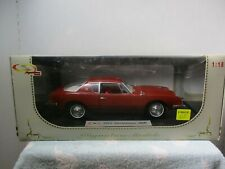 1/18 SIGNATURE MODELS DARK ORANGE 1963 STUDEBAKER AVANTI