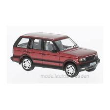 Oxford oxf76p38001 Range Rover P38 Metálico Rojo Oscuro Escala 1:76 (218780)