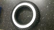 Lambretta Vespa Anlas White Wall Tyre 3.50x10