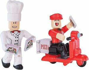 Roblox Action Collection - Work at a Pizza Place Game Pack