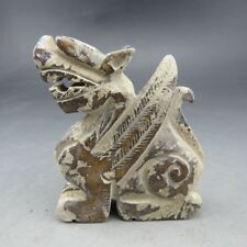 Chinese jade,noble collection,manual sculpture,jade, beast,statue  Q206